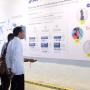 Presiden Joko Widodo meresmikan fasilitas produksi rayon dan benang di Pekanbaru