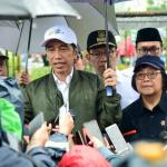Presiden Jokowi Berikan Apresiasi terhadap evakuasi WNI di Wuhan