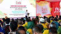 Presiden Jokowi Hadiri Pers Nasional 2020