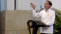 Presiden Jokowi Sampaikan Aturan Kebakaran Hutan dan Lahan Masih tetap Sama