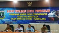 Reaktivasi Jalur KA Rangkasbitung - Labuan Untuk Dongkrak Perekonomian
