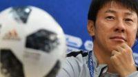 Shin Tae Yong Mengawali debut perdanannya diajang Kualifikasi Piala Dunia 2022.