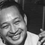 Smiling General, Soeharto menjadi Presiden favorit pilihan masyarakat Indonesia versi Indo Barometer.