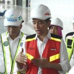 Tinjau Bandara YIA Jokowi Apresiasi Kecepatan Pembangunan