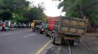 Perjalanan railbus atau Kereta Api (KA) Bathara Kresna terganggu karena sebuah truk parkir di atas rel. (ilustrasi: BUMN.go.id)