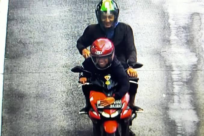 Sejak awal Februari 2020, polisi melakukan penindakan sistem tilang elektronikatautilang ETLE untuk sepeda motor.