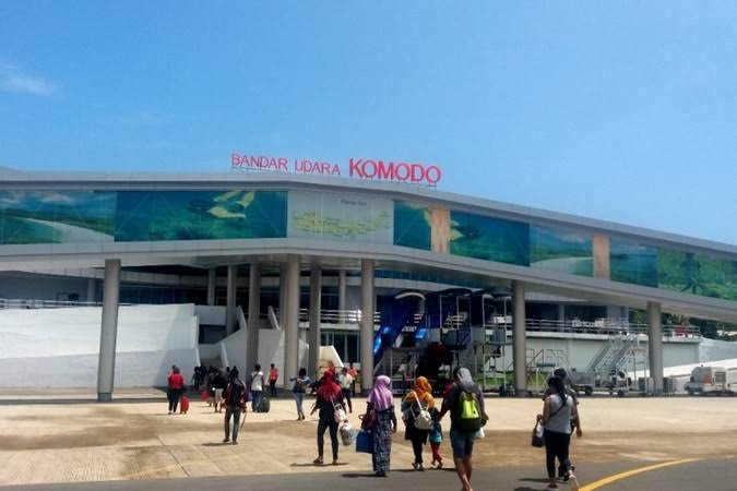 Bandara Komodo dikelola Cardig Aero Service (CAS) investasinya hingga 1,2 T.
