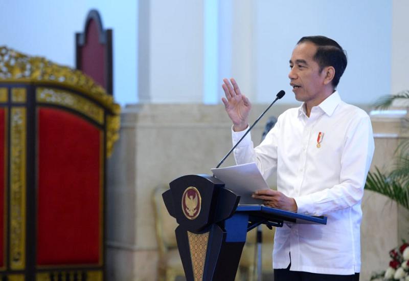 Alasan Presiden Joko WIdodo tidak tetapkan kebijakan Lockdown di Indonesia