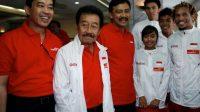 Bob Hasan sangat aktif di dunia olahraga khususnya atletik. (Foto: Swaranesia.com)