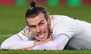 Gareth Bale siap hengkang dari Real Madrid Musim Depan.
