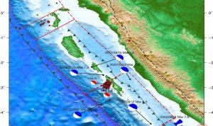 Gempa berkekuatan 5,2 Magnitudo guncang Mentawai.