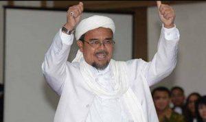 HRS tak termasuk dalam penjemputan jemaah Umrah 1441 Hijriah. (Foto: Republika)