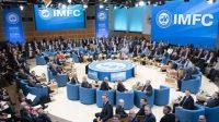 IMF dan Bank Dunia akan menggelar pertemuan secara virtual.