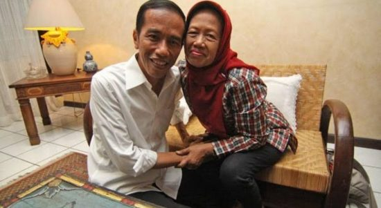 Ibunda Jokowi Wafat.