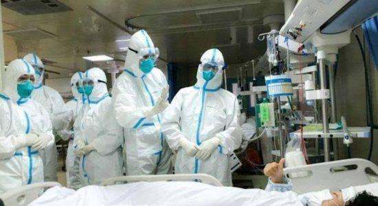 Ilustrasi pasien sembuh di Tiongkok. (Foto: Xinhua)