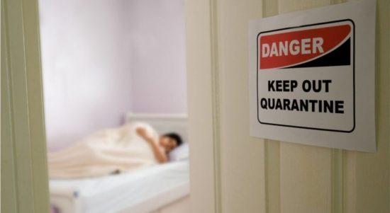 Ilustrasi ruangan isolasi yang disediakan pihak rumah sakit. (Ilustrasi: Foxnews)