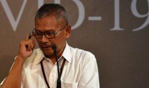 Juru Bicara Pemerintah Penangan Virus Corona, Achmad Yurianto. (Foto: Antara)