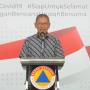 Juru Bicara Pemerintah untuk Penanganan Covid-19 Achmad Yurianto saat memberikan keterangan