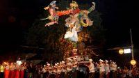 Kegiatan Ogoh-Ogoh di Bali batal digelar.
