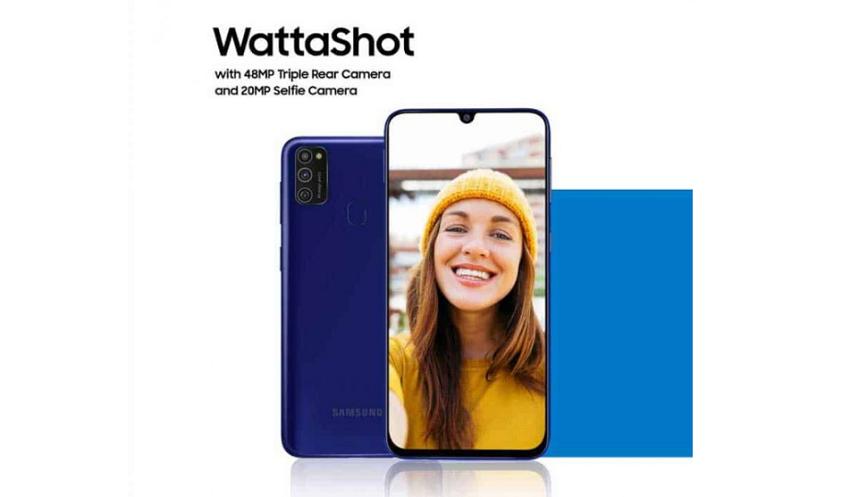 Kelebihan dan Kakurangan Smartphone Samsung Galaxy M21