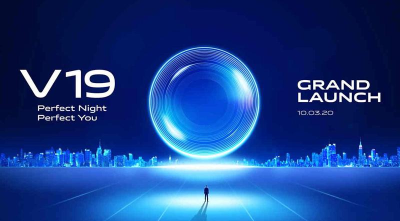 Jadwal peluncuran HP Vivo V19 di Indonesia