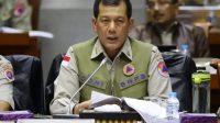 Kepala BNPB Letnan Jenderal Doni Monardo.