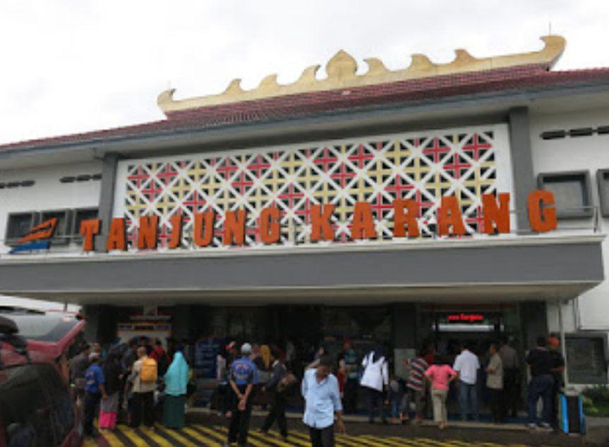 Kereta Api di Lampung menjadi salah satu moda transportasi pilihan masyarakat berdasarkan data BPS.