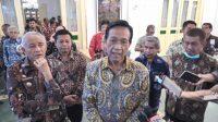 Keterangan Pers Sultan HB X terkait penanganan Wabah Corona di DIY. (Foto: Headline.co.id)