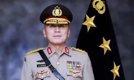 Komjen Pol Mochamad Iriawan.