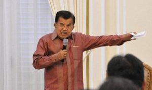 Mantan Wakil Presiden Jusuf Kalla. (Foto: Headline.co.id)