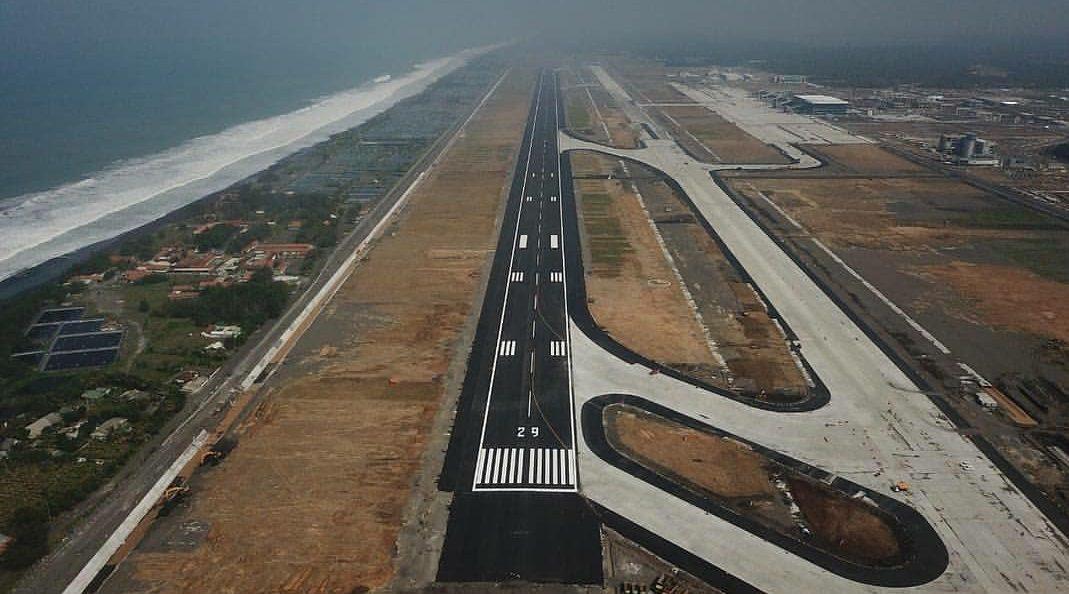 Maskapai Turkish AirLines dan Qatar AirWays segera mendarat di Bandara New Yogyakarta Internasional Airport.