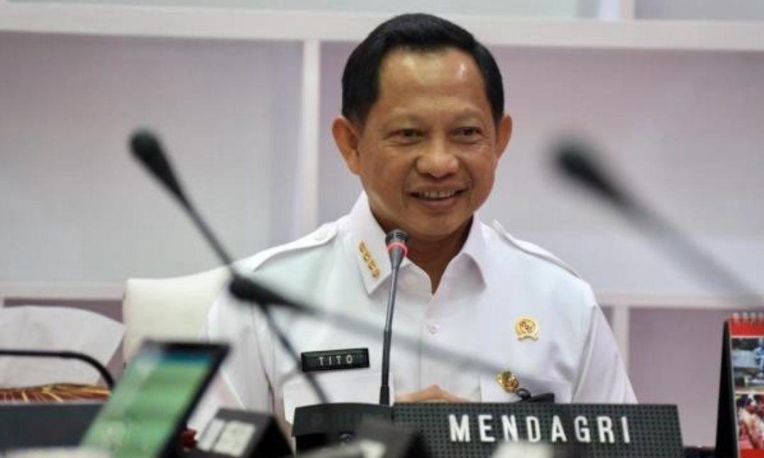 Menteri Dalam Negeri Tito Karnavian. (Foto: KSP)
