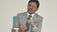 Menteri Komunikasi dan Informatika Johnny Plate
