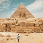 Mesir terkenal dengan piramidanya