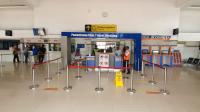 PT KAI Daop 5 Purwokerto pasang batas aman untuk antrian penumpang di 15 Stasiun