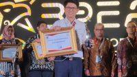 PT KAI (Persero) berhasil meraih predikat Good Performance dari Kementerian BUMN.