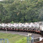 PT KAI angkut kebutuhan BBM PT Pertamina (Persero) untuk kebutuhan dalam negeri. (Foto: Headline.co.id)