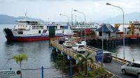 Pelabuhan Gilimanuk terlihat sepi. (Foto: Antara)