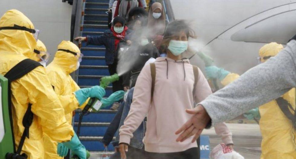 Pemerintah 'Masih Yakin' Belum Ada yang Terinfeksi Virus Corona di Indonesia. (Ilustrasi)