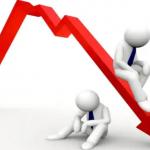 Perekonomian dunia sedang menurun. (Ilustrasi: Shutterstock)
