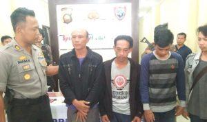 Polisi gagalkan pengiriman TKI secara ilegal ke Malaysia.