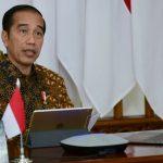 Presiden Jokowi memimpin rapat terbatas di Istana Negara, mengambil kebijakan penting untuk bangsa dan negara. (Foto: Setpres)