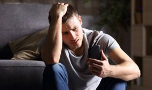 Psikosomatik Sakit pikiran yang dapat berdampak pada badan.