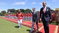 Raja Belanda kembalikan Keris Pangeran Diponegoro pulang ke Indonesia