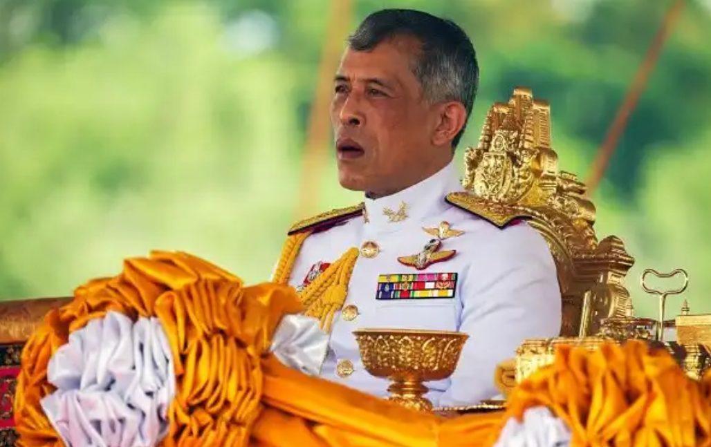 Raja Thailand Maha Vajiralongkorn. (Foto: Reuters)