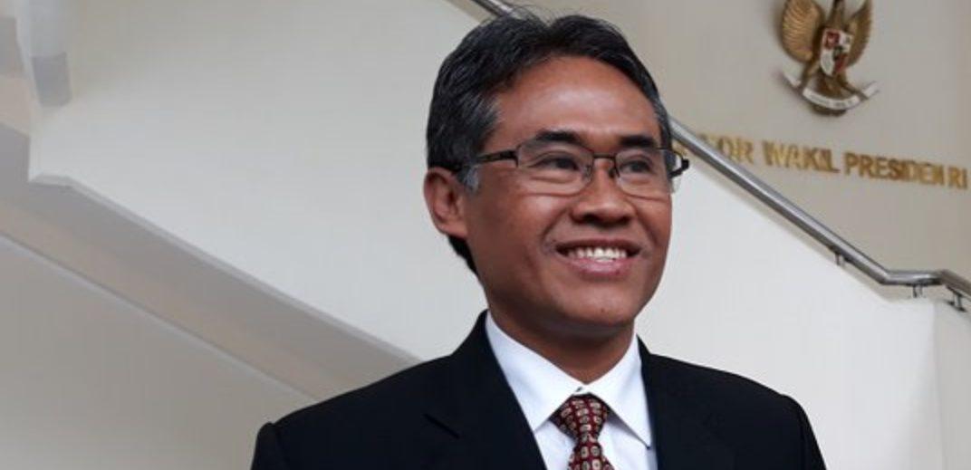Rektor UGM Panut Mulyono.