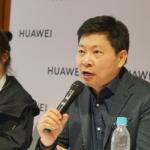 Richard Yu CEO Huawei Usai Meluncurkan Huawei P40 Series