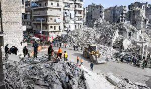 Situasi Suriah yang masih berkonflik. (Foto: Net)