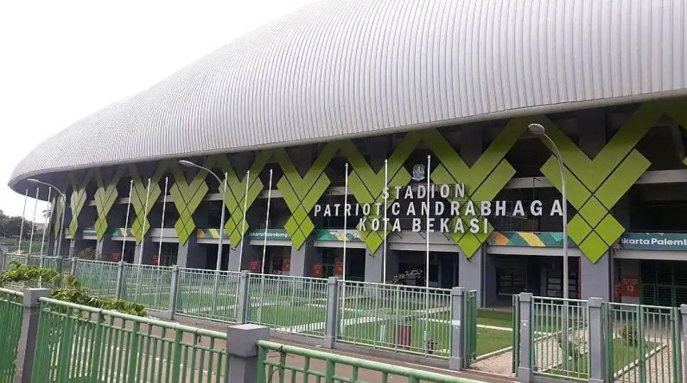 Stadion Patriot Kota Bekasi bakal jadi tes massal covid 19.