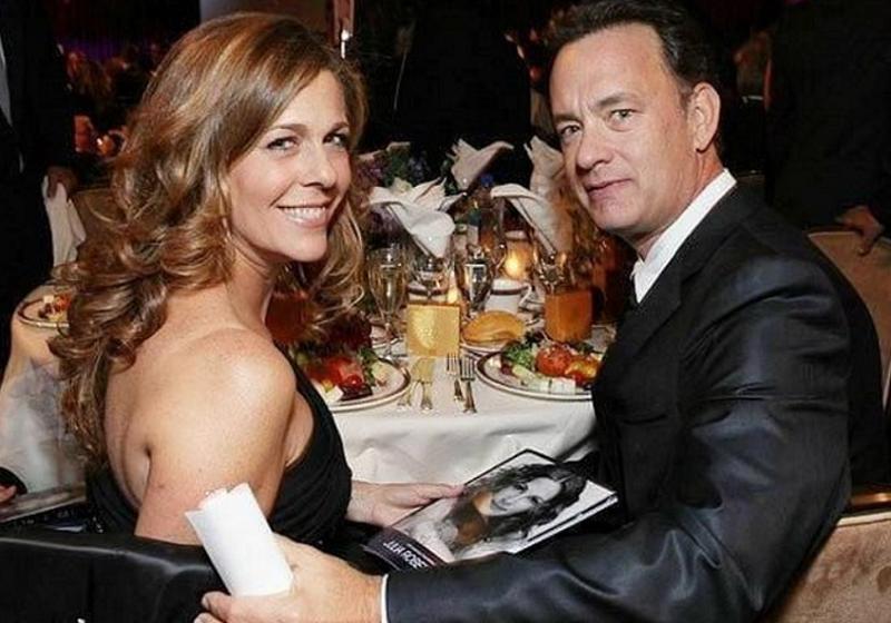 Tom Hanks dan Istrinya Positif Covid-19